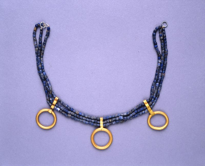 Necklaces The Royal Tombs Of Ur
