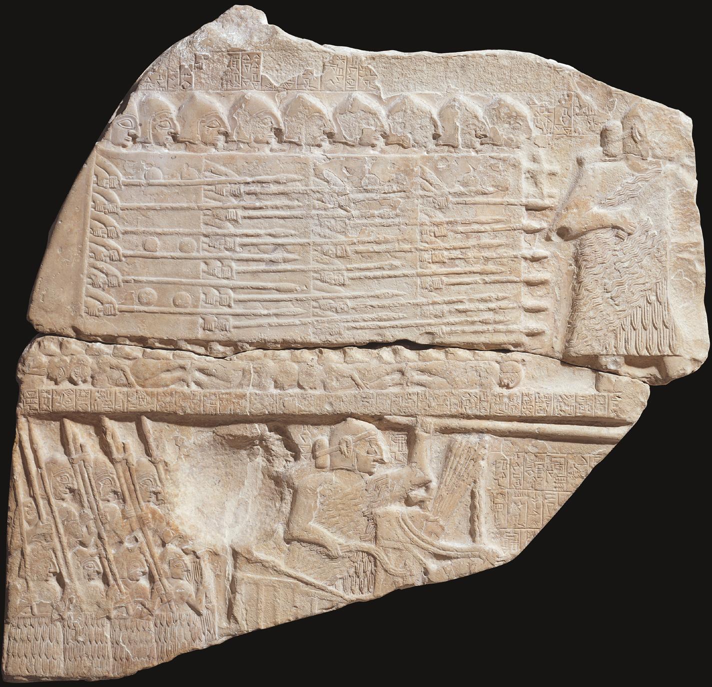 soldados sumérios