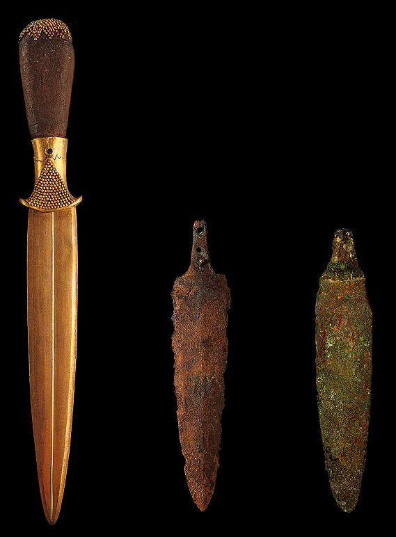 Weapons from The Royal Tombs of Ur